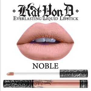 Kat Von D Liquid Lipstick, Noble